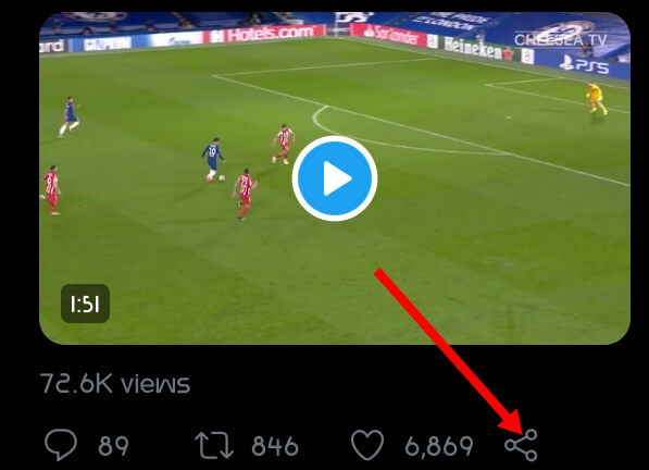 How To Easily Download Twitter Videos To Your Phone